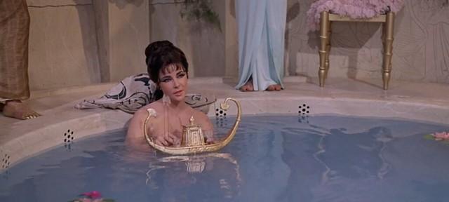 Elizabeth Taylor, Cleopatra (1963)