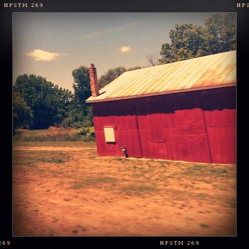 Red building, Michigan | by dschirf