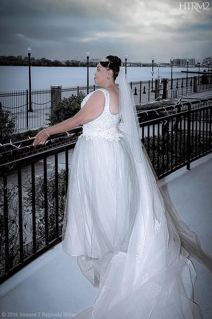 Bride, retouched