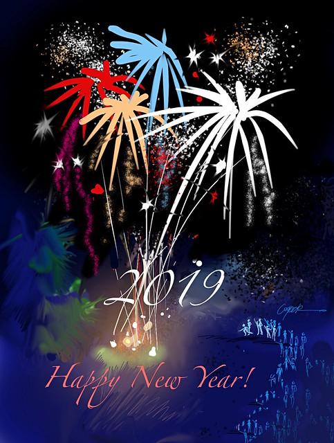 2019  New Years