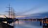 Segelschiff Passat mit Blick auf Travemünde by Körnchen59