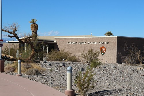 0224 We paid our fees and checked out the museum at the Furnace Creek Visitor Center in Death Valley | by _JFR_