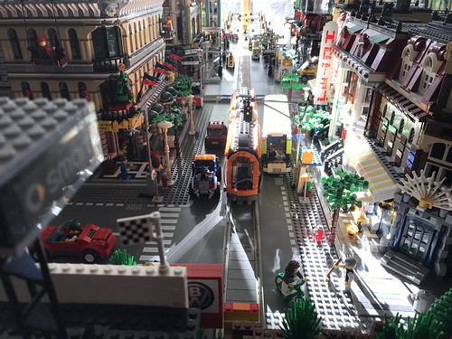 LEGO High Street | by pieterstok