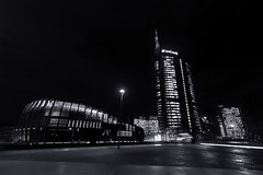 milano night