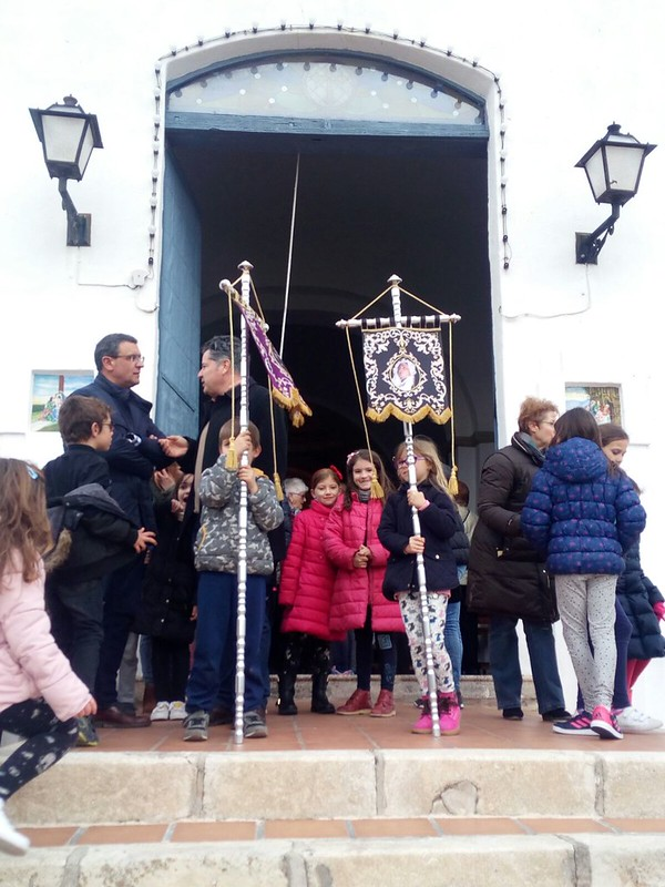 (2018-03-23) II Vía Crucis Infantil (Catequistas) (11)