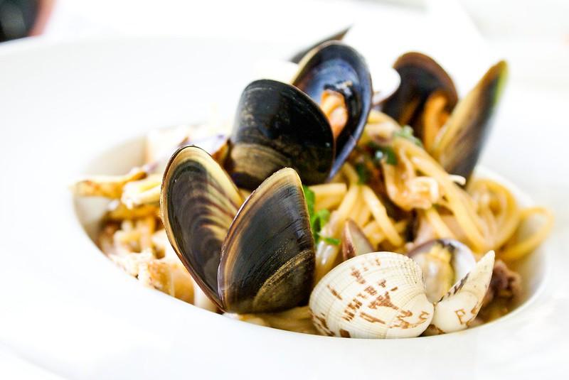 Albanian seafood