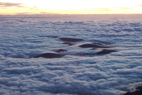Sea of clouds from Mount Teide, Tenerife | by BuzzTrips