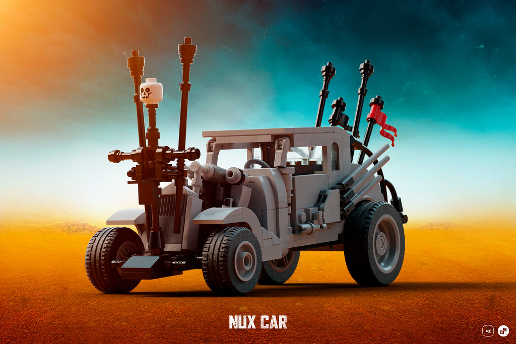 The Nux Car - Instructions