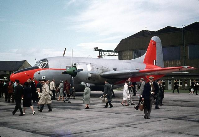 WJ910. Royal Air Force Vickers Varsity T.1