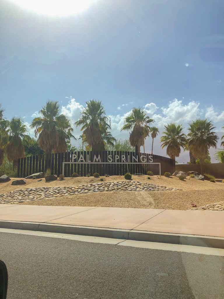 Welcome to Palm Springs!