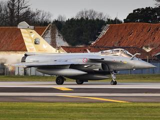 Armée de l'air   Dassault Rafale C   128 (30-GG)   by MTV Aviation Photography