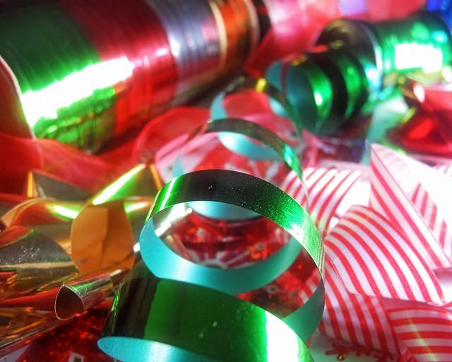 Pre-Christmas mess