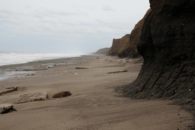The coast near Skirlington