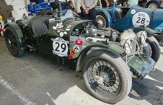 1928 Riley Brooklands