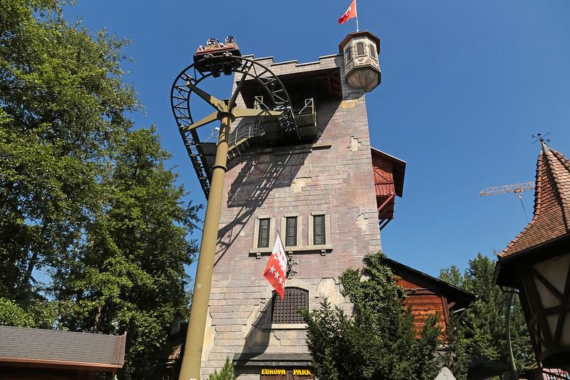 Matterhorn-Blitz - Europa-Park (Germany)
