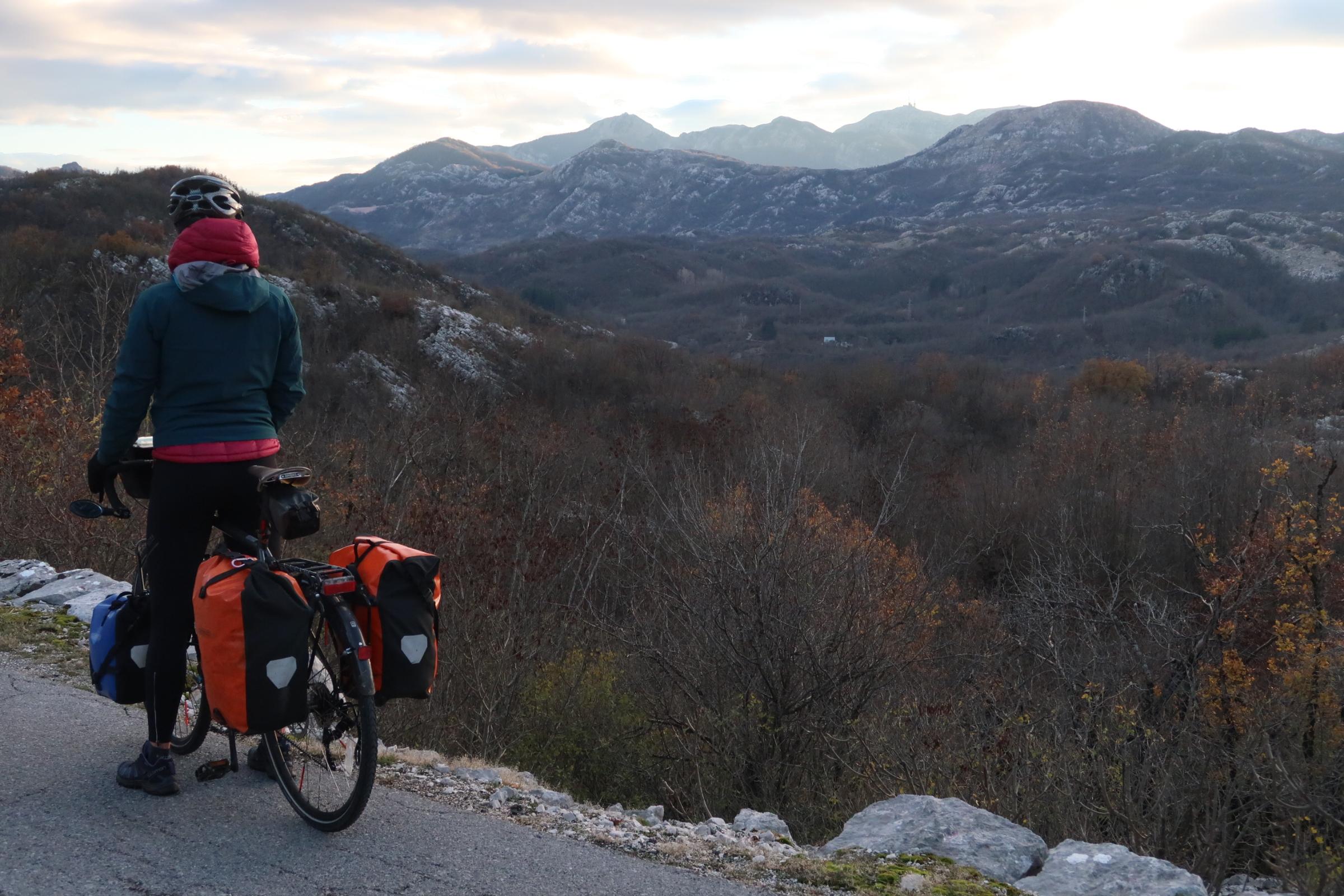 Into Montenegro