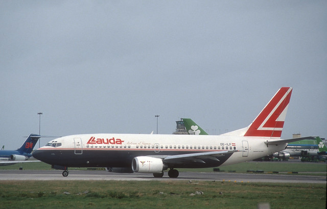 Lauda Air 737 ' OE-ILF'