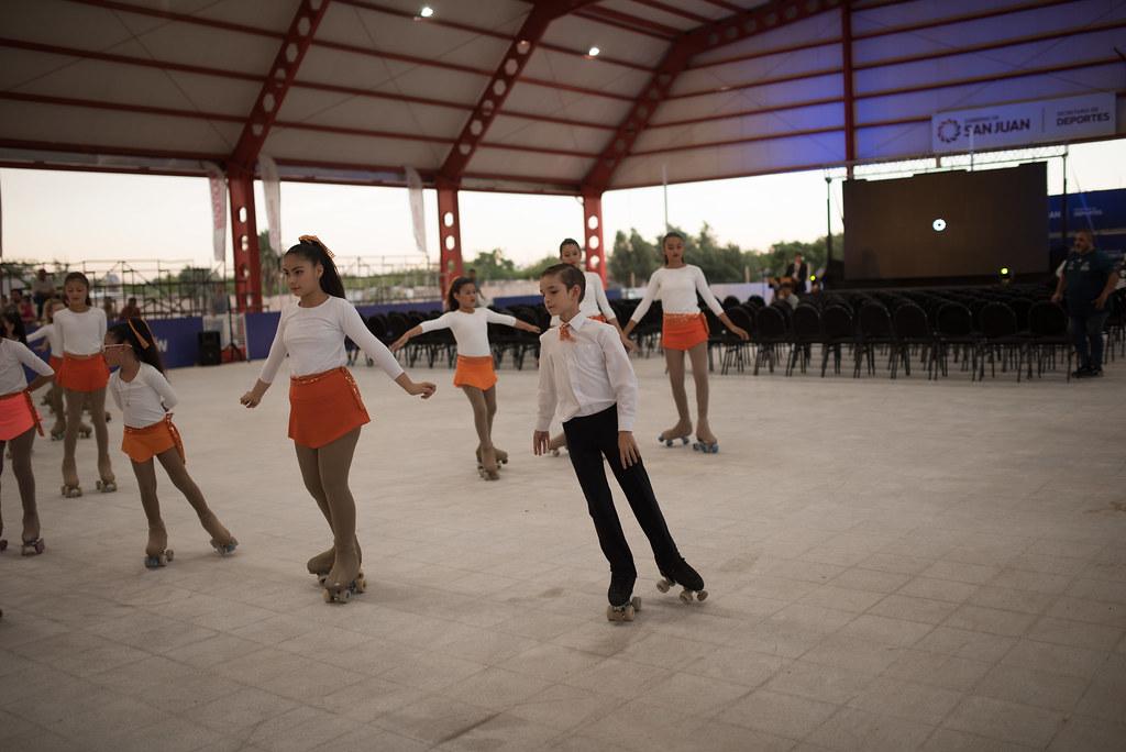 Inauguración de la Cancha Techada de Hockey sobre Patines del Club Social y Deportivo Aberastain  (2)
