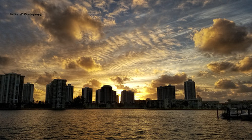 sunrisenmiamibeach clouds