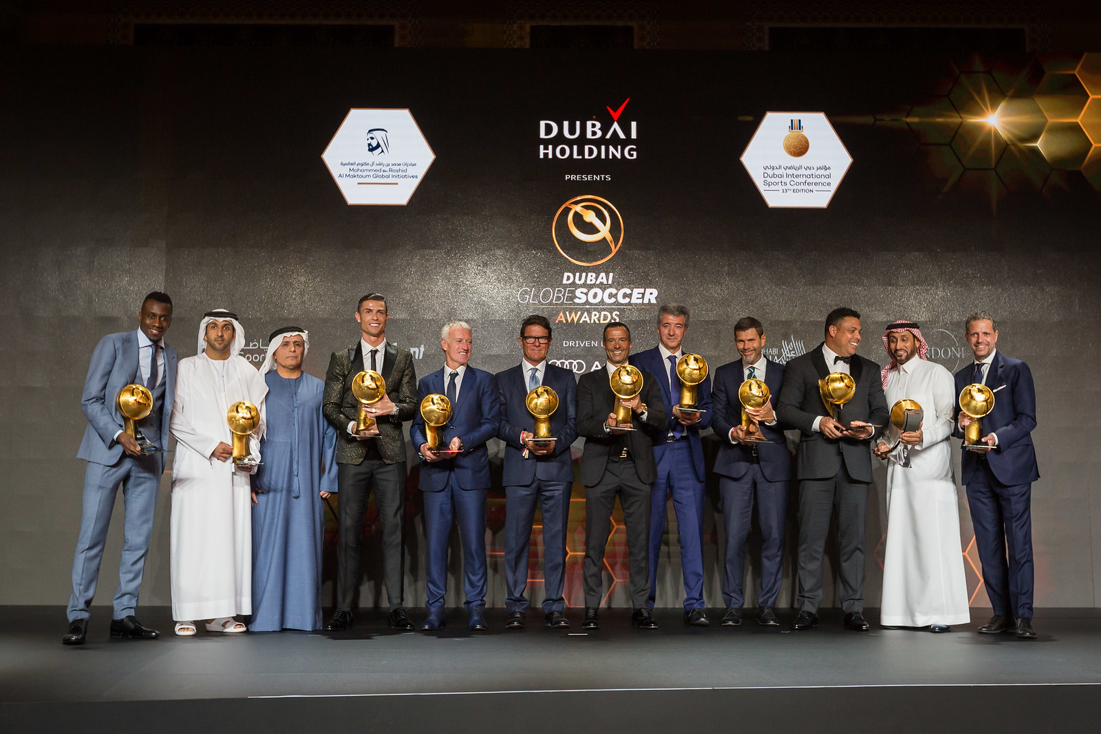 Globe Soccer Awards 10th Edition