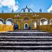 2018 - Mexico - IZAMAL - Monastery of San Antonio de Padua por Ted's photos - For Me & You