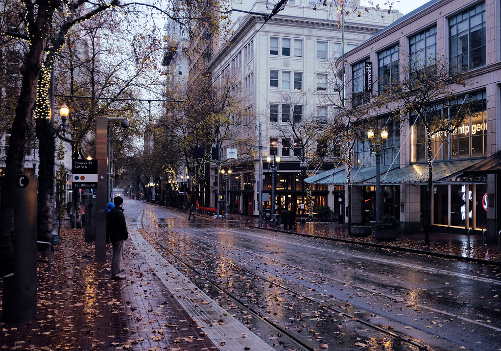 Portland just had its rainiest January in over a decade - Image 1