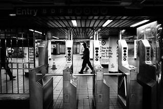 NYC Subway | by rickmcnelly
