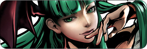 character_header_morrigan | by DReager100