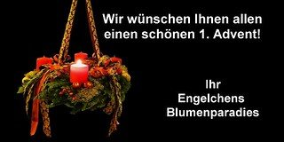 Advent, Advent... | by engelchensblumenparadies