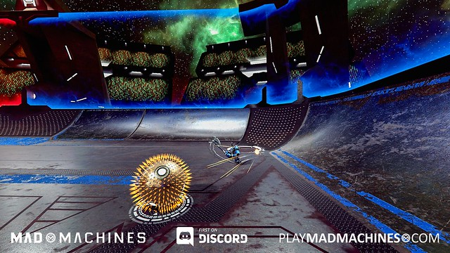 Mad Machines Available First on Discord Today