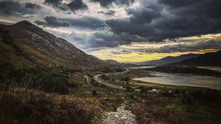 Glen Shiel | by Scotland's Mountains