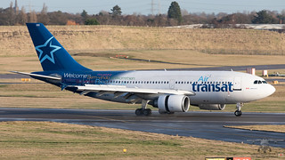 C-GPAT A310 AIR TRANSAT | by John Mason 2019