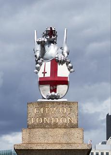Entering the City, London Bridge