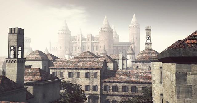 Morning in King's Landing