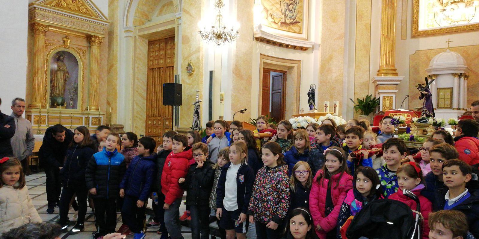 (2018-03-23) II Vía Crucis Infantil (Catequistas) (25)