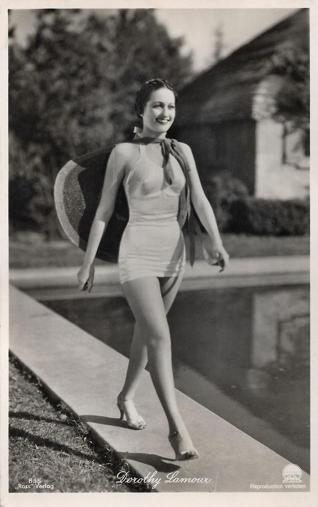 Dorothy Lamour bing crosby