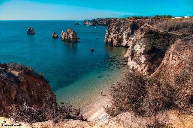 Playa-del-Pinaho_Lago_Algarbe