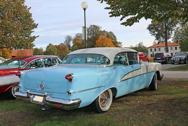 1955 Oldsmobile Ninety Eight Holiday