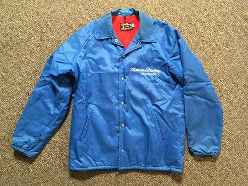 Vintage Hamilton Industries jacket