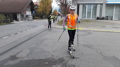 Rollskitraining Aeschlen o. Oberdiessbach über Bleiken nach Heimenschwand 2018