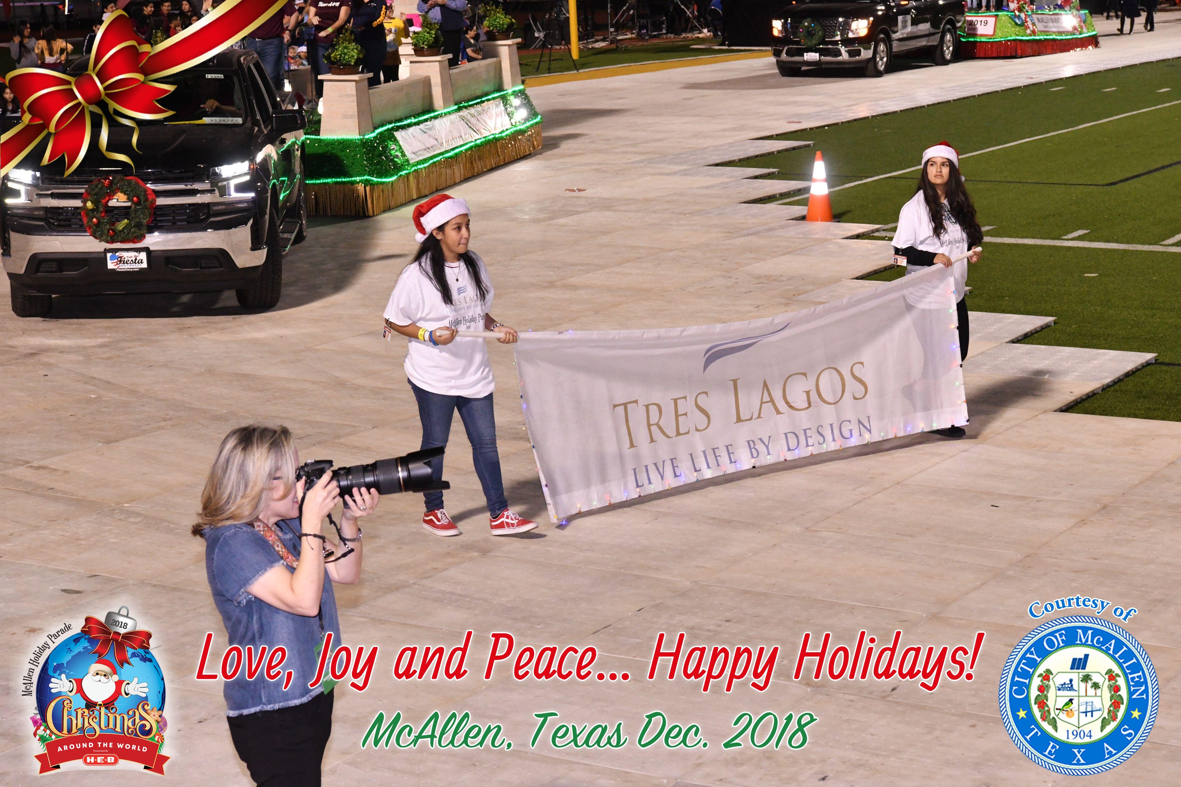 McAllen Holiday Parade 2018 — Part 4