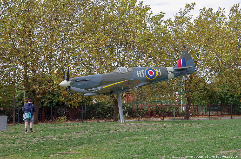 Royal Air Force Museum London-21