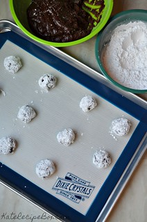 Chocolate Orange Crinkle Cookies 1 | by katesrecipebox