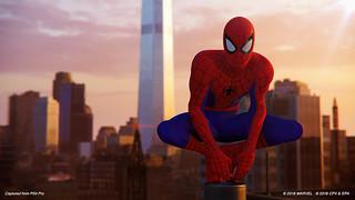 Marvel's Spider-Man: Silver Lining   by PlayStation.Blog