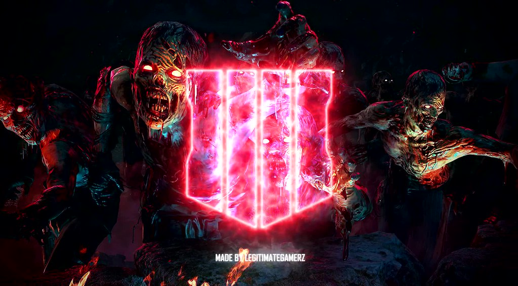 Cod Black Ops 4 Zombie Style Live Wallpaper Call Of Duty Flickr