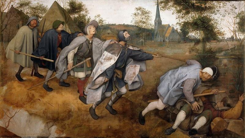 Слепые, 1568