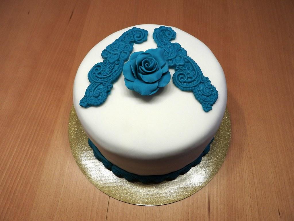 Homemade Birthday Cake For A Friend Hausgemachter Geburtstagskuchen Fur Eine Freundin