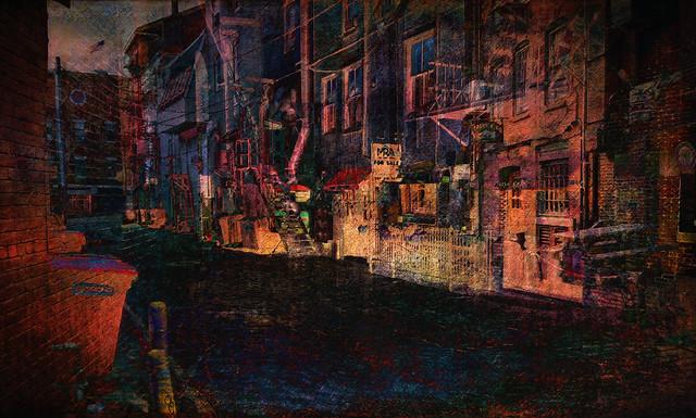 backstreets...