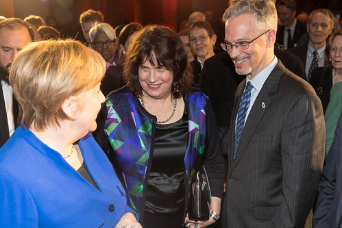 J. William Fulbright Prize Honoring Angela Merkel | by Fulbright Association