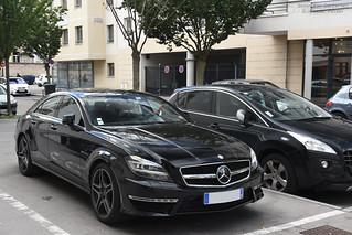 Mercedes-Benz CLS 63 AMG   by Alexandre Prevot